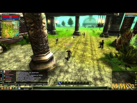 Knight Online Gameplay First Look HD - MMOs.com