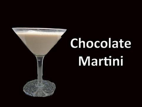 Best Chocolate Martini Drink Recipe