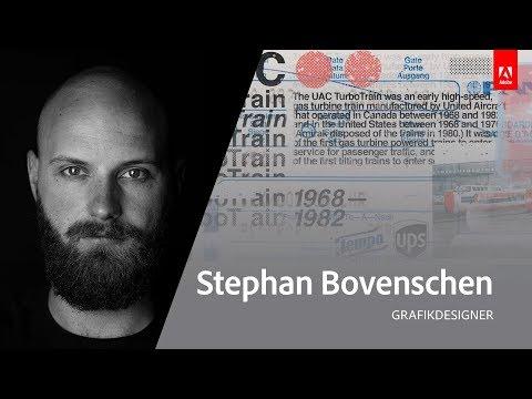 Grafikdesign mit Stephan Bovenschen - Adobe Live 3/3