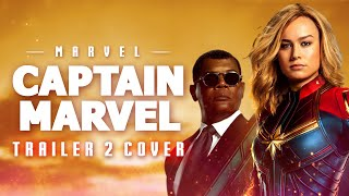 Captain Marvel - Trailer 2 Music