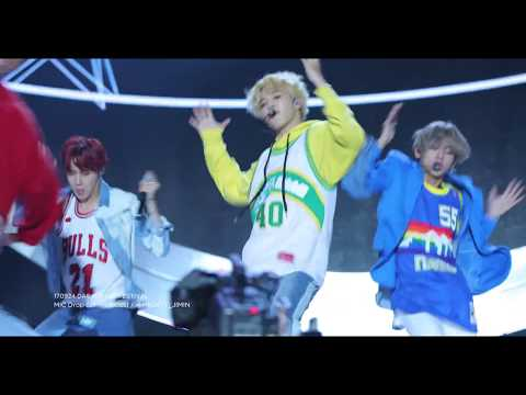 170924 대전 SF페스티벌 방탄소년단 - MIC Drop 지민 직캠 JIMIN focus fancam (4K)