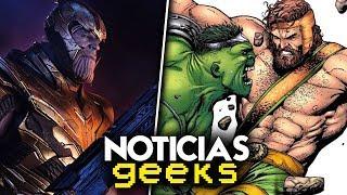 ¡WOW! Nuevo Personaje en Marvel y THANOS es BRUTAL en Endgame