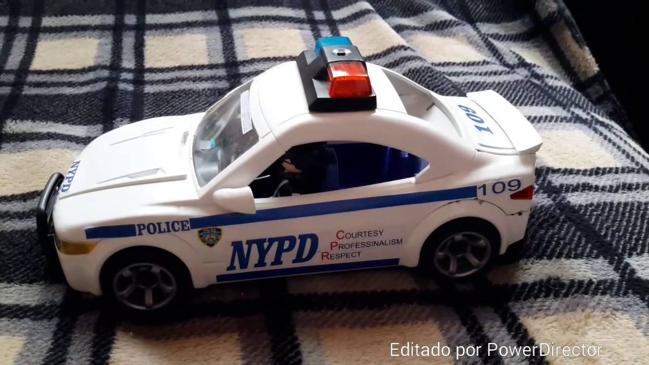 police new york playmobil custom youtube. Black Bedroom Furniture Sets. Home Design Ideas