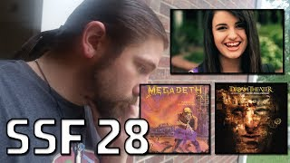 SONG SUGGESTION FRIDAY 28 Rebecca Black Megadeth Dream Theater