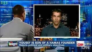 Mosab Hassan Yousef (Son of Hamas Founder) tells the truth about Hamas.