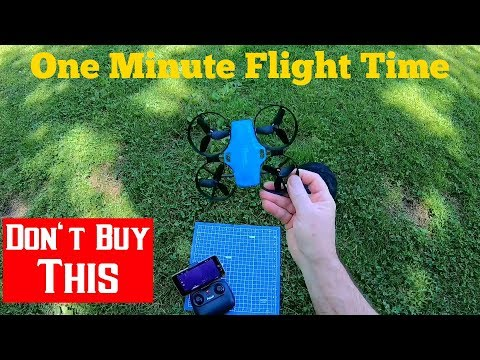 Фото Potensic A30W Wifi FPV Drone Review Don't Buy Period