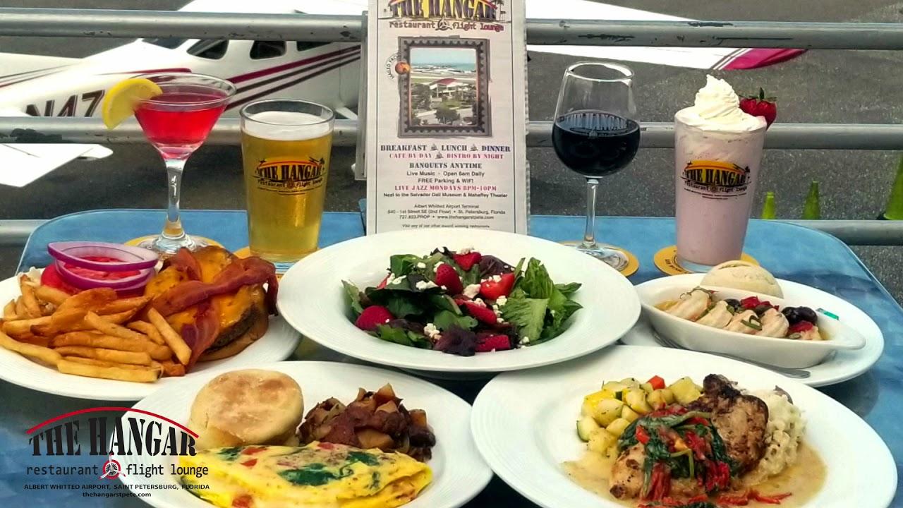 The Hangar Restaurant & Flight Lounge 1
