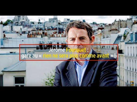 Fourquet: gare au «rien ne sera plus comme avant» !