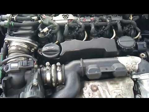 Peugeot 307 1.6hdi engine tick noise.