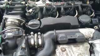 Peugeot 307 1.6hdi engine tick noise.
