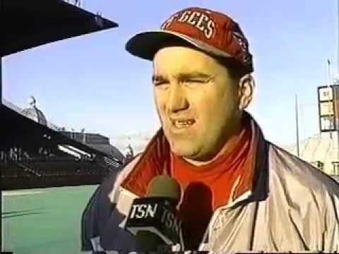 CIAU: Bishop's Gaiters vs Ottawa Gee-Gees + Post-Game (1994)