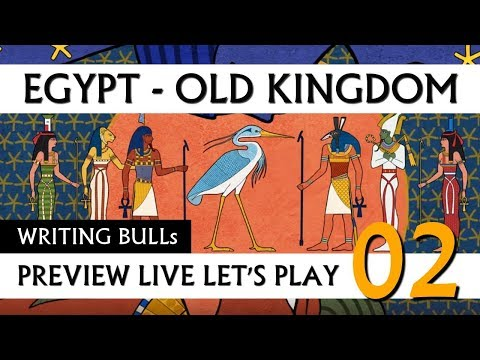 Preview Live Let's Play: Egypt Old Kingdom (02) [deutsch]