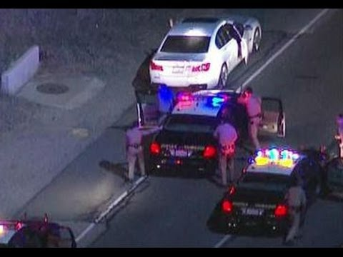 California Police Chase Down Chinese UC Irvine Students in BMW Reaching Speeds of 120MPH