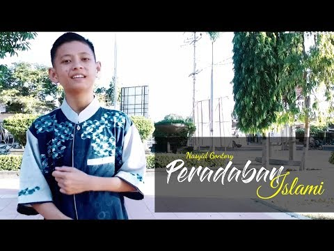 Nasyid Gontor - Peradaban Islami - (Bersatulah) - Official Video Clip