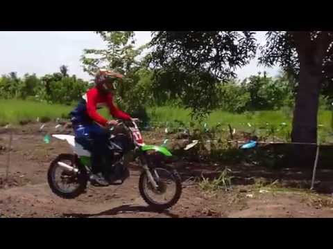 UNDERBONE XRM 125 to KXF 150 CONVERTION by: COLLADOS #171 RIDE TEST by  dollie jhones Collados