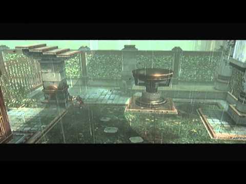 God of war comment mourir sur un mur invisible [HD]