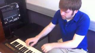 Whipping Post-Berklee Hammond Organ Class 2011