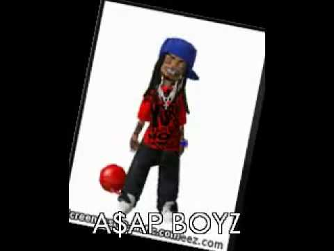 lil jay train to blow meez remake asap boys