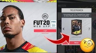 FIFA 20 : WIR STARTEN DAS ERSTE MAL DIE WEB APP | ES GEHT LOS!!