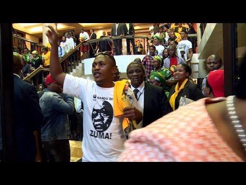 Jacob Zuma échappe à une nouvelle motion de défiancede YouTube · Durée:  10 minutes 17 secondes