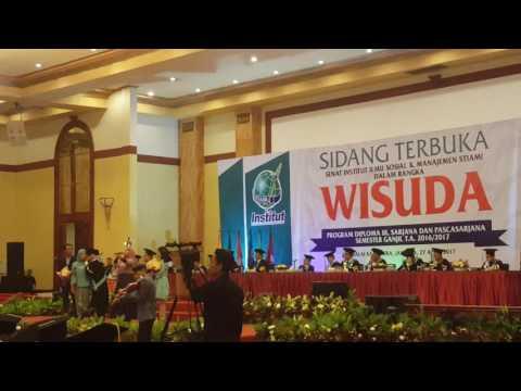 Muara Kasih Bunda Novi Ayla Feat Hendri lamiri Sidang Terbuka Stiami Jakarta