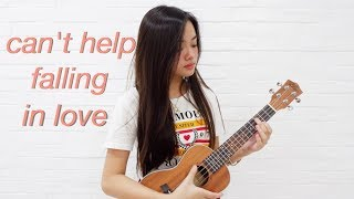 Can't Help Falling In Love  by Elvis Presley/Haley Reinhart (Cover)