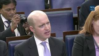 5/20/16: White House Press Briefing