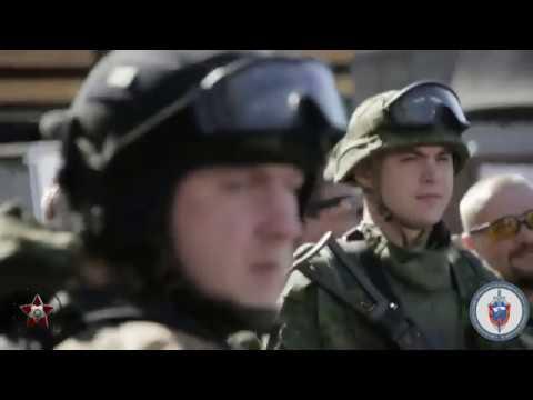 Путь Вымпела. Союз ветеранов СпН ФСБ РФ