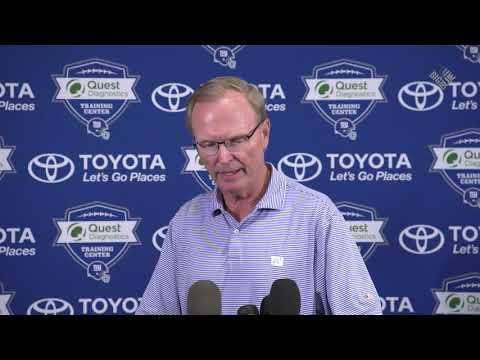 Giants Owner: John Mara addresses Odell's Contract & More