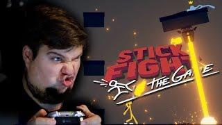 ОБЗОР НОВЫХ УРОВНЕЙ! 100% НЕ ПРОЙТИ! - Stick Fight: The Game