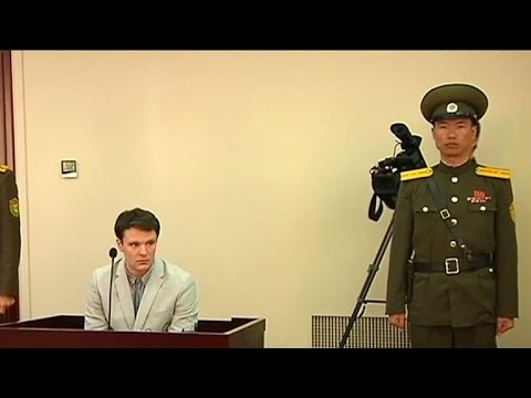 UVA student, now in a coma, freed from North Korean prison