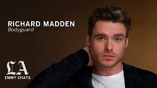 Richard Madden ('Bodyguard,' 'Game of Thrones') knows the pressure of revealing the naked truth