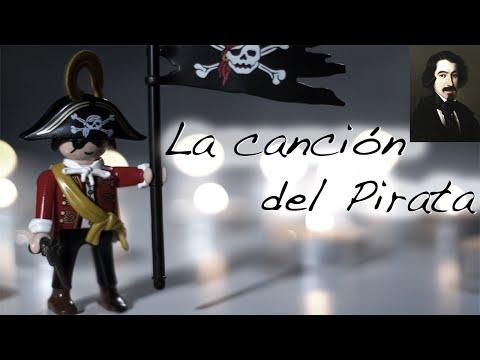 La canción del Pirata (José de Espronceda)