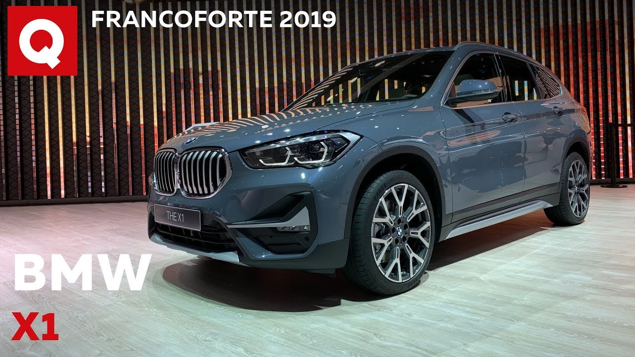 bmw x1 restyling 2020 nuovo design e plug in ma dentro youtube. Black Bedroom Furniture Sets. Home Design Ideas