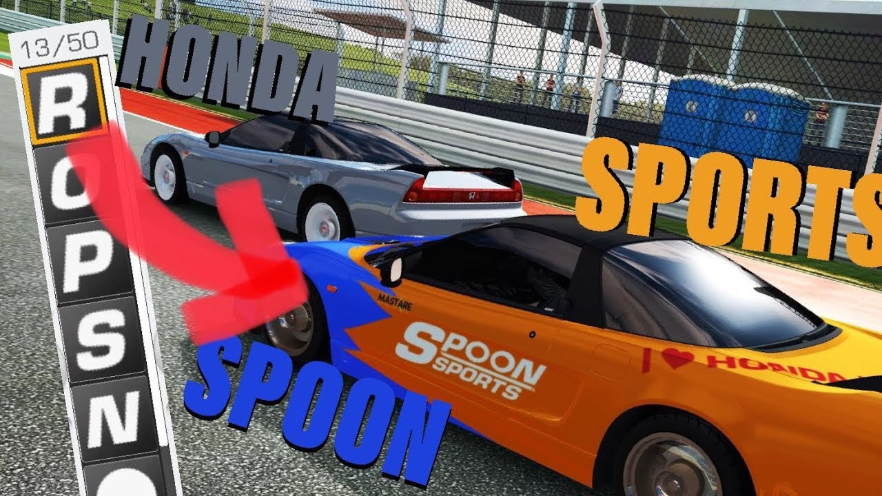 Video livery of honda nsx r spoon sports real racing 3 wiki fandom powered by wikia
