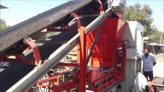 Automatic Fly Ash Brick Making Machine / 2500 Bricks per Hour