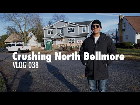 Crushing the North Bellmore Build | VLOG 038