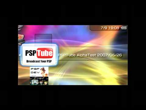 how to put video on my psp