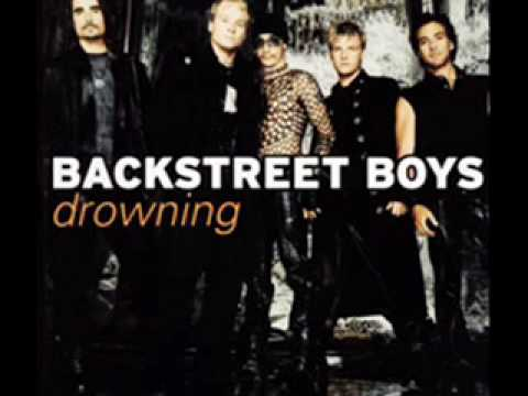 Backstreet Boys -Drowning (Lyrics)