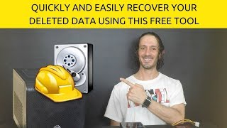 RECUVA Guide. Recover deleted files with this free tool.