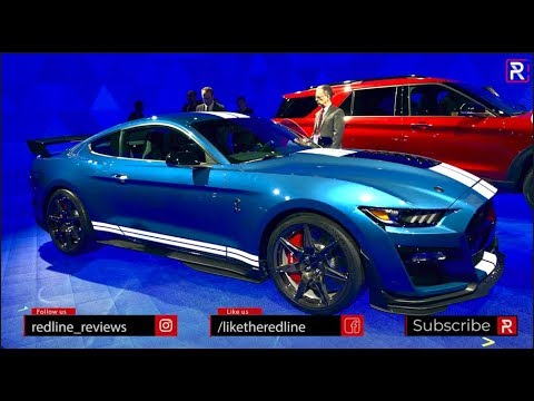2020 Ford Shelby GT500 – Redline: First Look – 2019 NAIAS