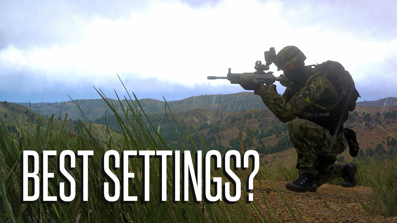 Best Looking Graphics Settings for ArmA 3!