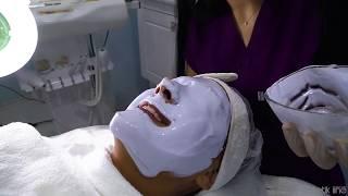 hydra facial cihaziyla cilt bakimi . Sivilce, akne, yara izlerinizden kurtulun.