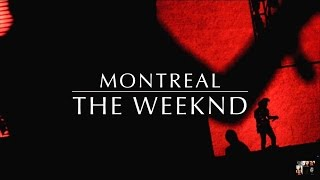 The Weeknd - Montreal  (español) || Marvins Fame