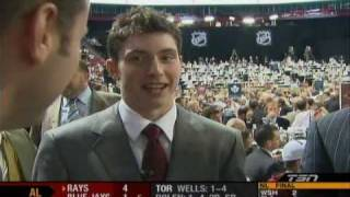 Matt Duchene - Behind the Scenes at the NHL Draft