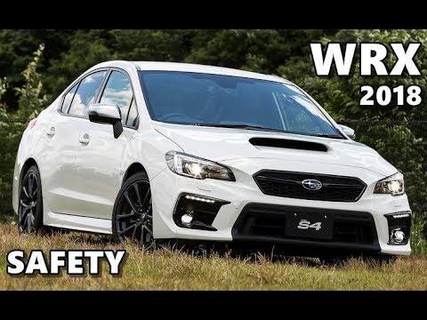 2018 subaru sti white. beautiful subaru 2018 subaru wrx body u0026 safety features throughout subaru sti white