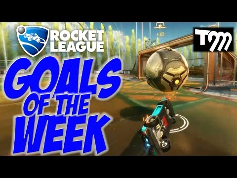 Rocket League - TOP 10 GOALS OF THE WEEK #35