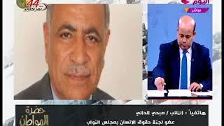عضو حقوق الإنسان بالنواب: مصر أفضل من الدول الأوروبية في مجال حقوق الإنسان