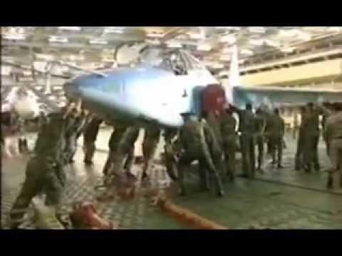 Aircraft carrier Admiral Kuznetsov (EPIC)