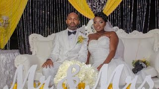 Ayoca & Rafer Wedding in T&T Rankin Production Cinematography Style